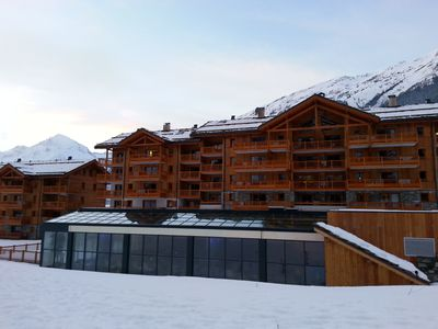 Appartement Les Chalets de Flambeau