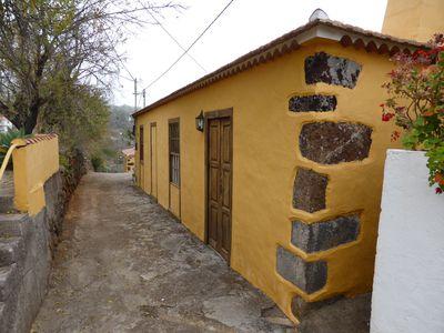 Vakantiehuis Casitas Los Marantes