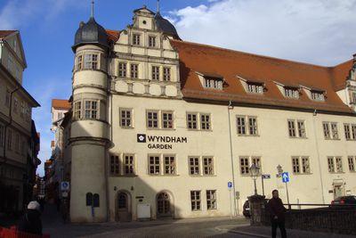 Hotel Precise Quedlinburger Stadtschloss