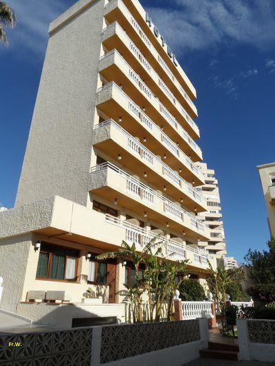 Aparthotel Los Jazmines