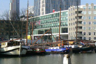 Hotel citizenM Rotterdam