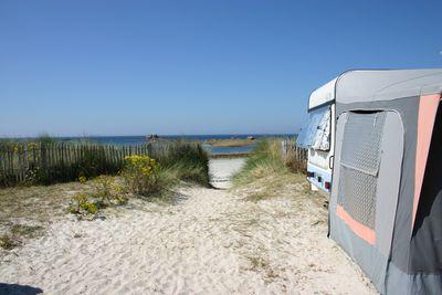 Camping Des Dunes Port Blanc