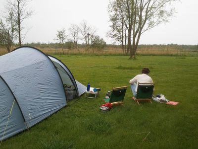 Camping Natuurkampeerterrein De Reidplum