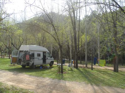 Camping Puente de las Herrerias