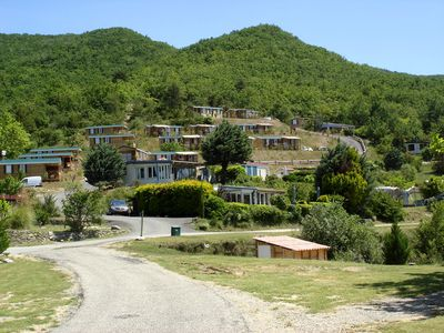 Camping Capfun Le Merle Roux