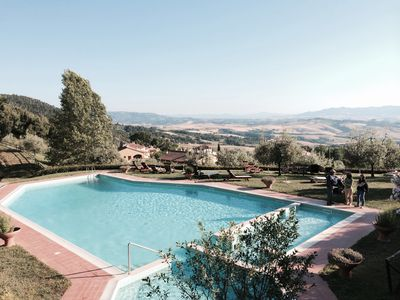 Appartement Residence Borgoiano in Toscane