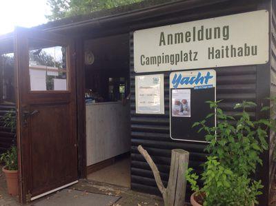 Camping Wikinger Campingplatz Haithabu