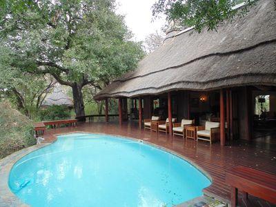 Lodge Imbali Safari Lodge