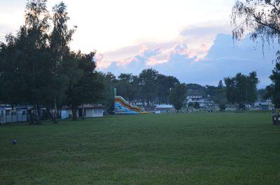 Camping Campéole La Pinede