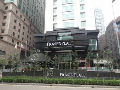 Appartement Fraser Place Kuala Lumpur
