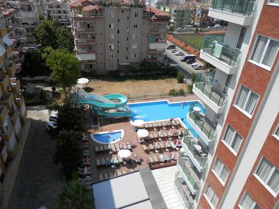 Appartement Vega Green
