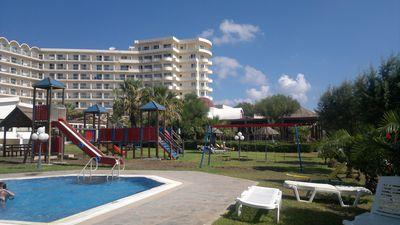 Hotel Pegasos Deluxe Beach Hotel
