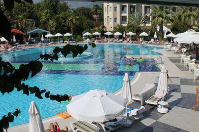 Hotel Queens Park Resort