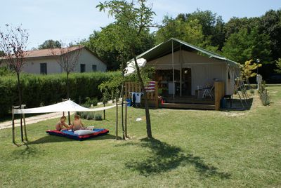 Camping Monti del Sole (Glamping)