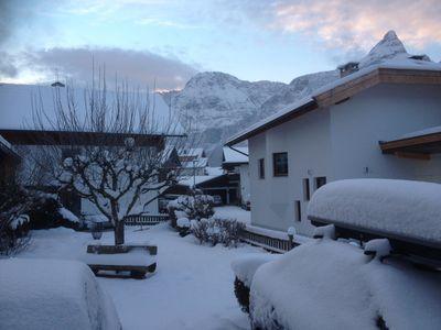 Appartement Haus Tirol Ehrwald