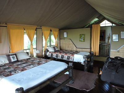 Camping Foxes Tented Camp