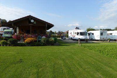 Camping Wohnmobilstellplatz Steiner