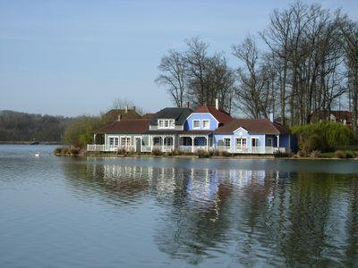 Vakantiepark Center Parcs Le Lac d'Ailette