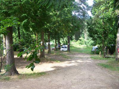 Camping Les Chelles (Glamping)