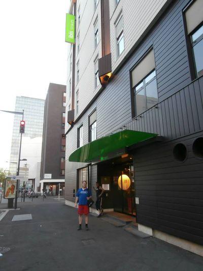 Hotel Ibis Styles Paris Mairie de Montreuil