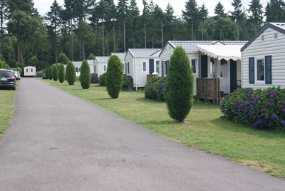 Camping Domaine des Ormes (Glamping)