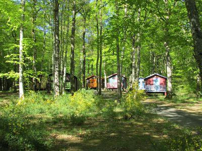 Camping Le Domaine des Forges