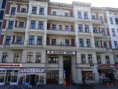 Hotel Azimut Berlin Kurfuerstendamm