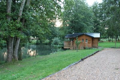 Camping Les Etangs du Moulin