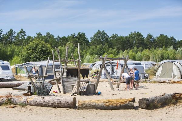 Camping Kennemer Duincamping Bakkum in Castricum, Nederland | Zoover