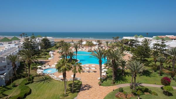 Hotel Iberostar Founty Beach In Agadir Marokko Zoover