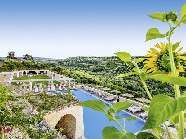 Hotel Rimondi Grand Resort Spa In Rethymnon Platanes