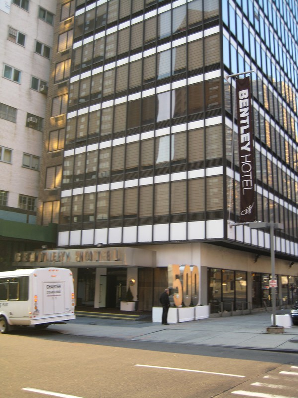 Hotel Bentley In New York City, Verenigde Staten Van