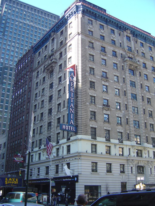 Hotel Ameritania In New York City, Verenigde Staten Van