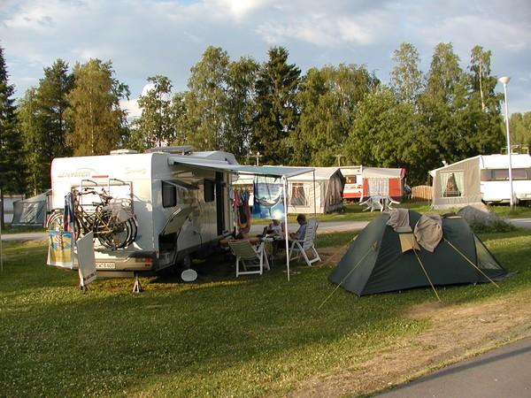Viinikanniemi Camping