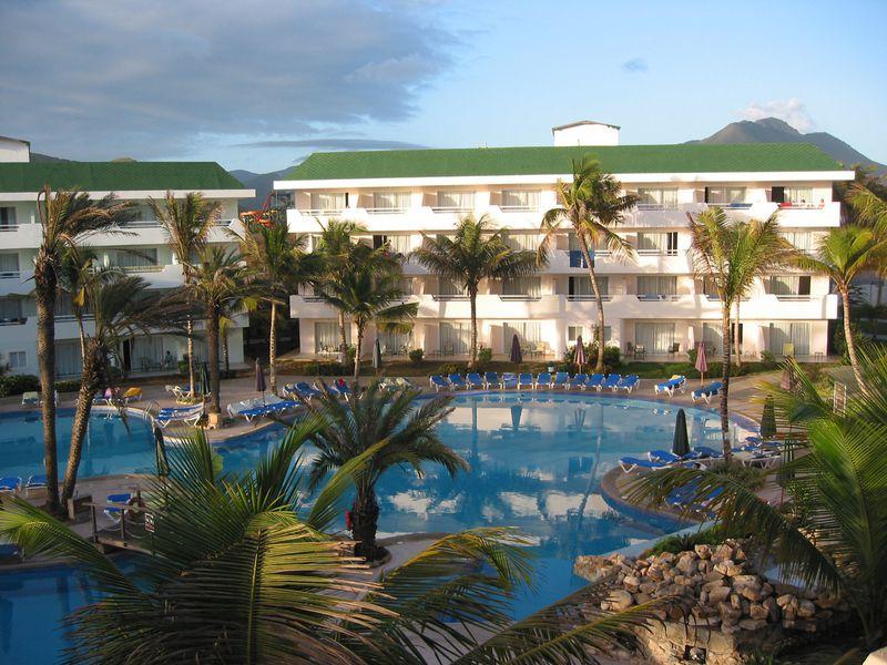 Hotel Isla Caribe
