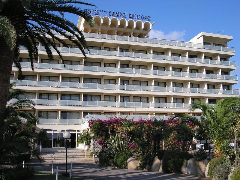 Hotel Campo del Oro