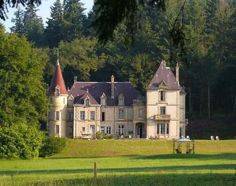 Kasteel Chateau de Savilly