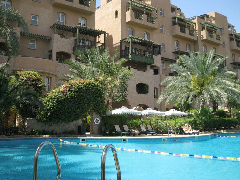 Hotel Mövenpick Aqaba