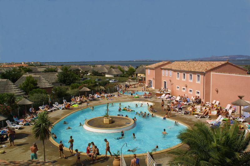 Vakantiepark Capfun Ile des Pêcheurs