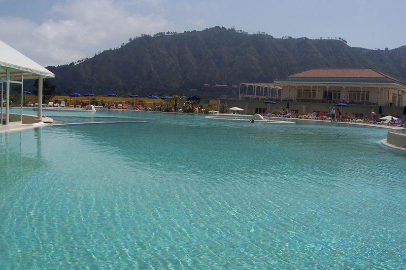 Hotel Nyce Club Sunbeach Resort Calabria