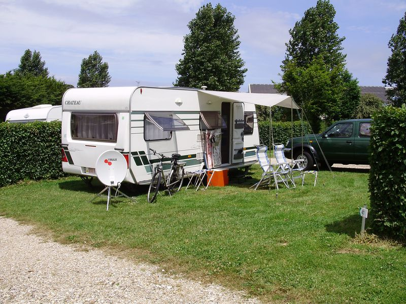 Camping L' Aiguille Creuse