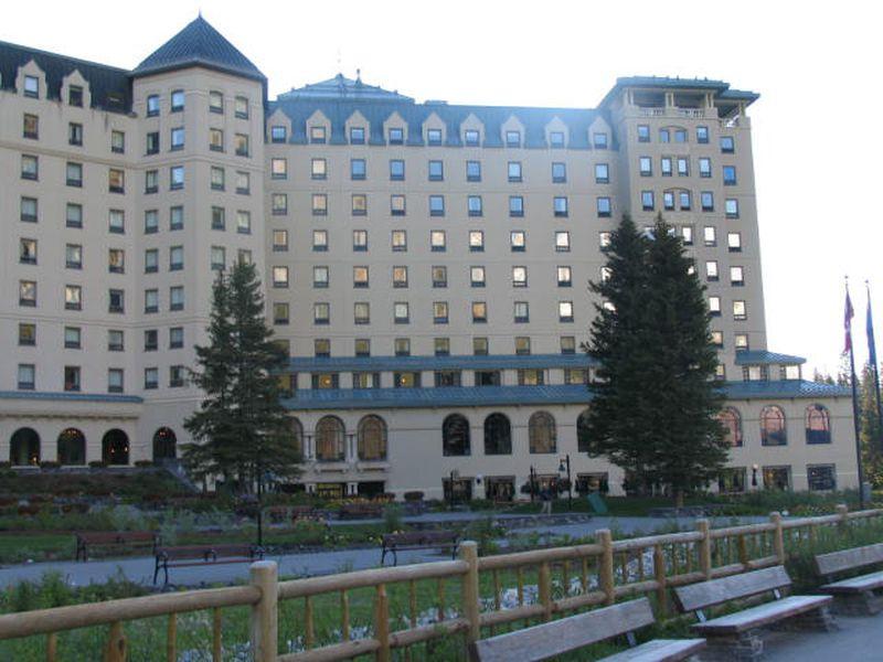 Hotel Fairmont Chateau Lake Louise