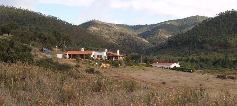 Vakantiehuis Monte do Vale Porquinhas