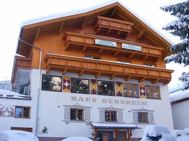 Appartement Haus Bergheim