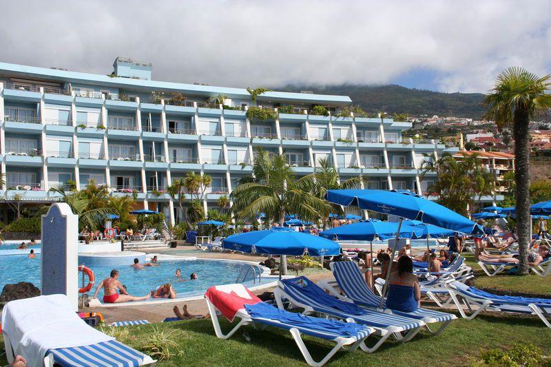 Aparthotel La Quinta Park Suites