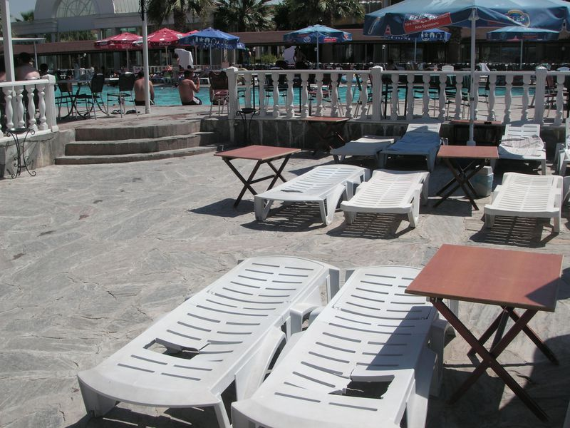 Hotel Hierapolis (in Karahayit)