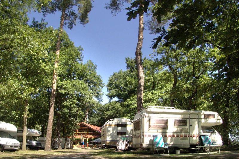 Camping Ihr königlicher Campingpark Sanssouci zu Potsdam