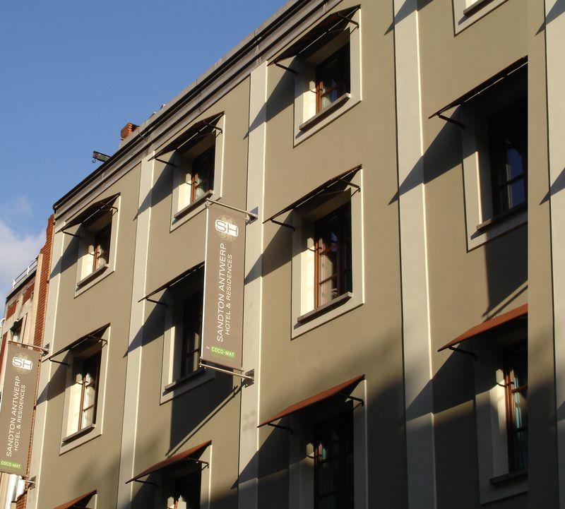 Hotel Eden Antwerp by Sheetz