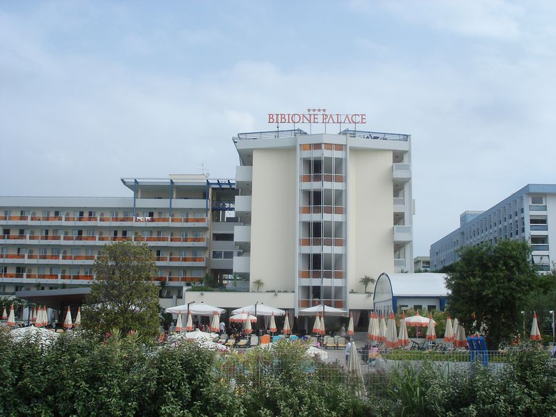 Hotel Bibione Palace Suite