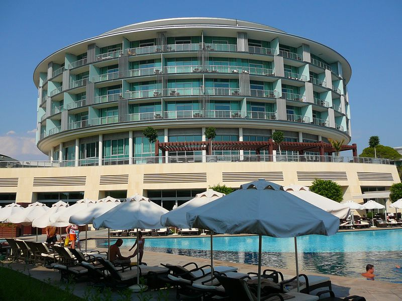 Hotel Calista Luxury Resort